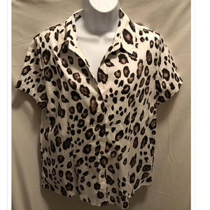 Size 2 (Sz Large) Additions by Chicos Top